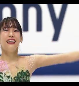 NHK杯 女子は、二度泣く