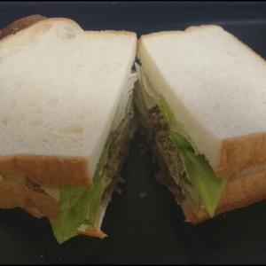 おっさんズキッチン『ビックマックサンドイッチ』