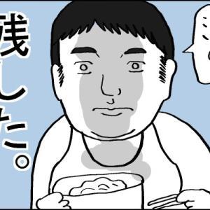 糖質ゼロ麺のペペロンチーノ。