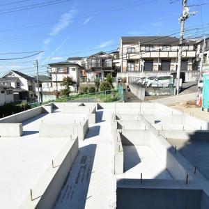 宮崎の家、基礎工事完了!