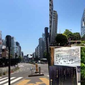 内藤新宿関門跡(四谷大木戸跡)|新宿区の新選組ゆかりの地・観光スポット