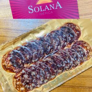 ドングリ食べたイベリコ豚のサラミ、ベジョータは家飲みの前菜にピッタリ!