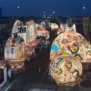 お祭りシーズン 「弘前の変」