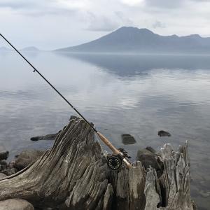 のんびりと 支笏湖0515