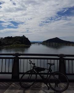 木曽川自転車道を走る (16)