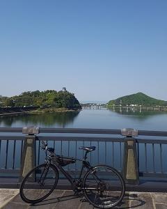 木曽川自転車道を走る (24)