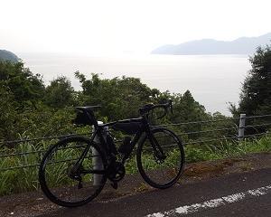 琵琶湖一周に挑む(北湖)