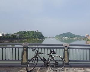 木曽川自転車道を走る (34)