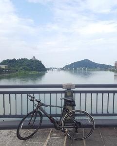 木曽川自転車道を走る (35)