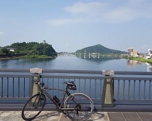 木曽川自転車道を走る (36)