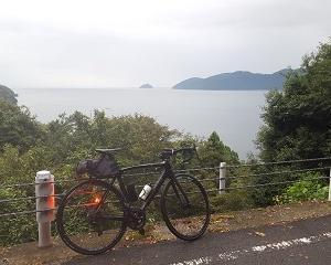 9月11日に琵琶湖一周