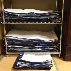たとう紙は50枚まで