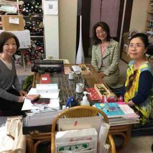 京都の悉皆・文字商店さんへ