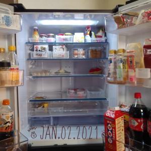 新しい冷蔵庫、使用後の感想【1】