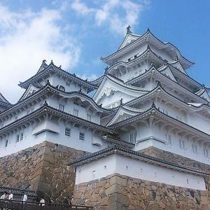 白鷺城と呼ばれる日本の最初の世界遺産 姫路城