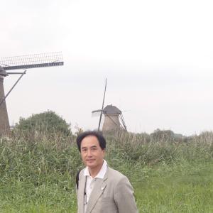 オランダの原風景~キンデルダイク=エルスハウトの風車網