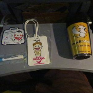 ノックスクート 関西→バンコク(ドンムアン)就航初便搭乗