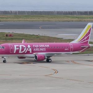 FDA 神戸→高知搭乗