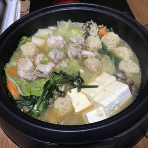 鍋(・∀・)×ラムカブリ炒め