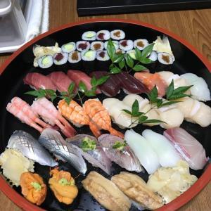 生活保護廃止決定通知×寿司×ブログのタイトル