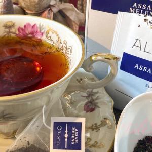 """ドイツブランドから """"深くて芳醇な香りと味わいを持つ、アッサムメレン茶園のガーデンティーを"""""""