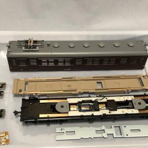 KATO 1-425 クモハ12 鶴見線にサウンドデコーダーを搭載。