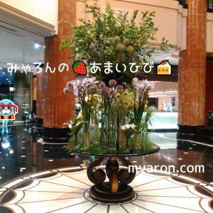 ウェスティンホテル東京-宿泊記・お部屋