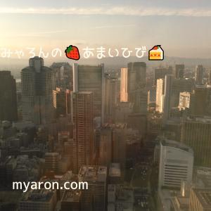 コンラッド大阪・お泊り編3-カクテルタイム🍷