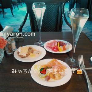 ウェスティンホテル大阪お泊り編4・カクテルタイムと朝食🍴