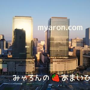 ウェスティンホテル大阪お泊り編5-ハッピーアワー🍷