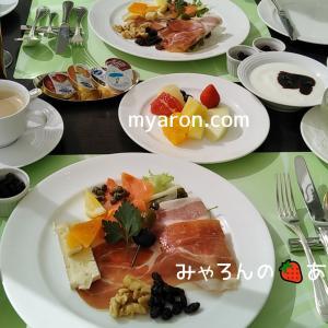 ウェスティンホテル大阪お泊り編5-朝食🍴