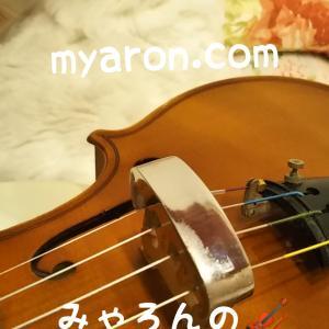 今日はバイオリンの日🎻2020