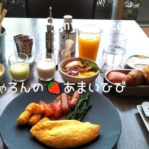 ホテルの朝食-コートヤード新大阪🍳(2020年)