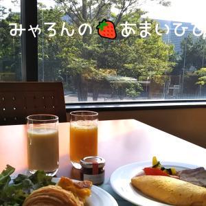 ホテルの朝食-ハイアットリージェンシー大阪(2020年)