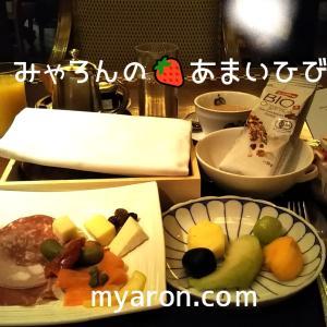 ホテルの朝食-リッツカールトン大阪🍴