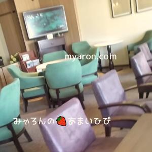 シェラトン都ホテル大阪お泊り編-過去のラウンジ