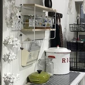 キッチン収納カウンターの作製♪(1)