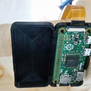 ラズベリーパイで3DプリンタをWi-Fi遠隔操作&監視