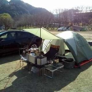 今年最後のソロキャンプへ行く