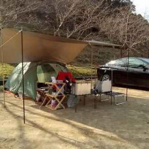 2連泊のソロキャンプへ行く