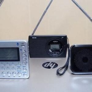 充電式ラジオまた買ってしまいました