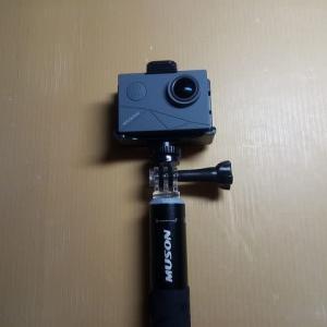 アクションカメラを再度購入しました