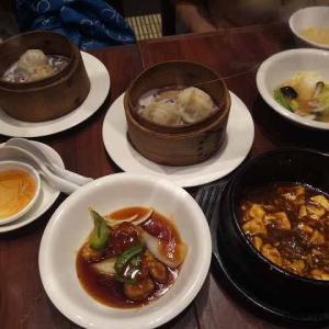 美味しい中華料理を食べました