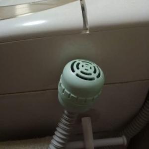 洗濯機の風呂の水の吸水ができなくなりました