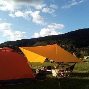 9月に入って2回目のソロキャンプ