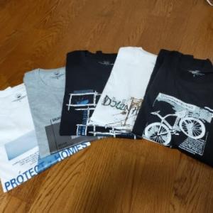 アマゾンで5枚2800円のTシャツを買った