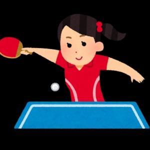 オリンピックの卓球でやっと中国に勝った