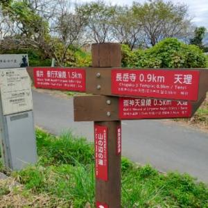 山の辺の道を歩く