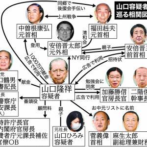 ( ̄▽ ̄)山口スピン報道で  ジャパンライフの巨悪を誤魔化す醜悪マスゴミ!