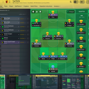Football Manager の攻略